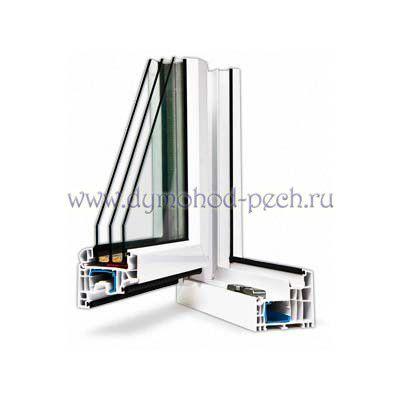 Окна Саламандер для квартиры