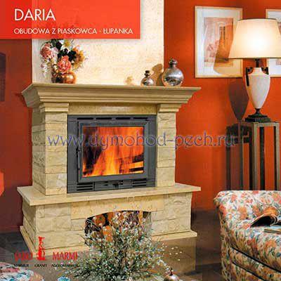 Каминная облицовка Jabo Marmi Daria
