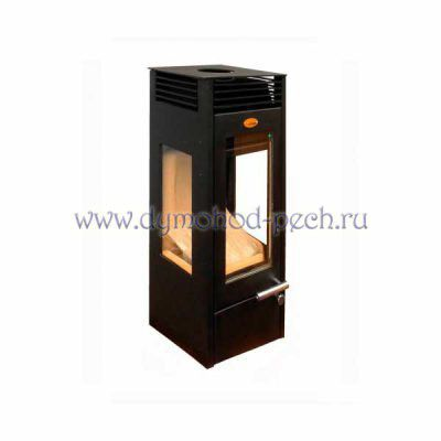 Печь-камин Везувий ПК-04 3 стекла